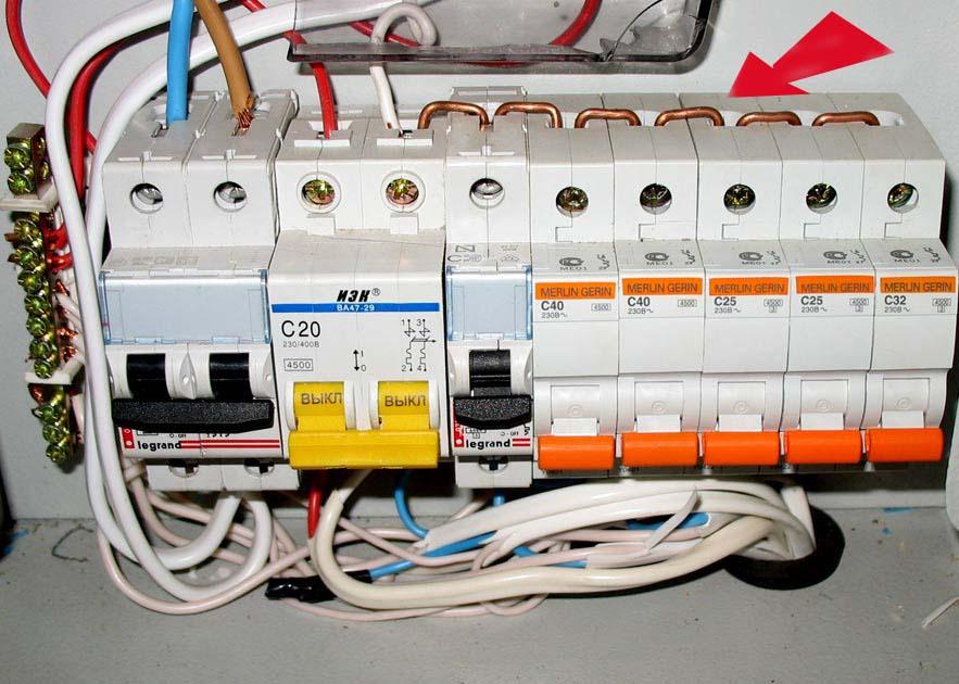 как правильно провести электропроводку в частном доме